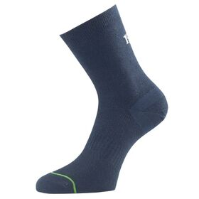 1000 Mile Ultimate Tactel Crew Mens Sports Socks - Double Layer, Anti Blister