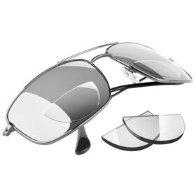 Zcifi Stick-On Bifocals - Magnifying Lenses