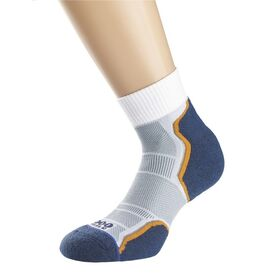 1000 Mile Breeze Anklet Mens Sports Socks - Double Layer Anti Blister