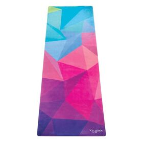 Yoga Design Lab 1mm Travel Yoga Mat - Geo