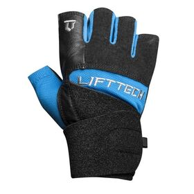 Lift Tech Elite Mens Wrist Wrap Gloves