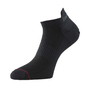 1000 Mile Ultimate Tactel Trainer Mens Sports Socks - Double Layer, Anti Blister