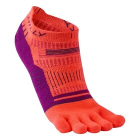 Hilly Toe Socklet - Womens Running Socks