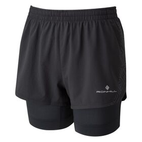 Ronhill Tech Marathon Twin Womens Running Shorts