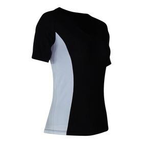 o2fit Womens Compression Short Sleeve Top