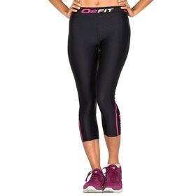 o2fit Womens Compression 3/4 Tights