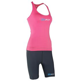 o2fit Womens Activewear Running Singlet