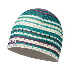 Buff Polar and Microfibre Beanie