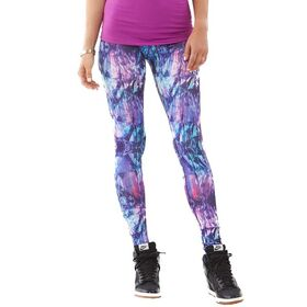 Bayse Kaleidoscope Full Length Womens Training Tights