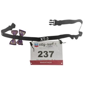 PA Sports XT-3 Triathlon Race Belt with Gel Loops
