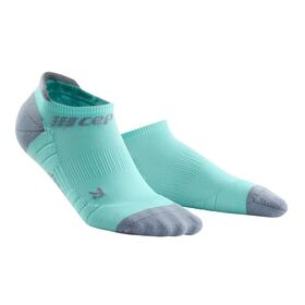 CEP No Show Running Socks 3.0 - Ice/Grey