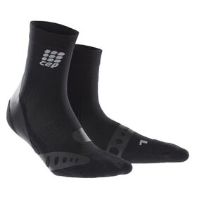 CEP Ortho Pronation Support Compression Sports Short Socks