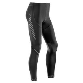 CEP Compression Mens Full Length Tights - Black