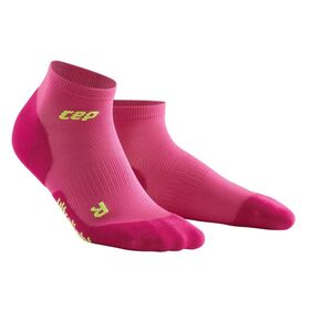 CEP Ultra Light Low Cut Running Socks - Pink