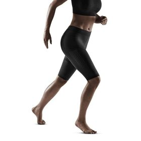 CEP Compression Womens Run Shorts 3.0 - Black
