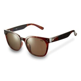 Sunwise Swirl Sunglasses - Brown