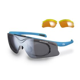 Sunwise Austin Optics Sports Sunglasses - Blue