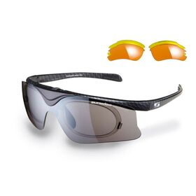 Sunwise Austin Optics Sports Sunglasses - Carbon