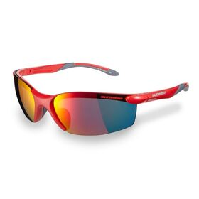 Sunwise Breakout Sports Sunglasses - Red