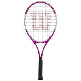 "Wilson Ultra Pink 25"" Junior Kids Tennis Racquet"