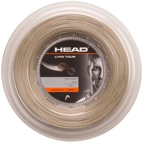 Head Lynx Tour Tennis String Reel 200m