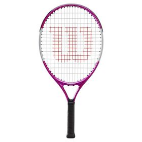 "Wilson Ultra Pink 21"" Junior Kids Tennis Racquet"