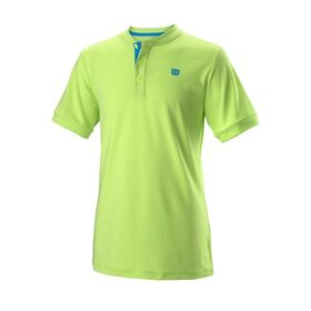 Wilson UW Henley Kids Boys Tennis T-Shirt