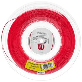 Wilson Revolve Twist Tennis String Reel 200m