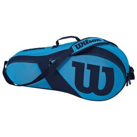 Wilson Match II 3 Pack Tennis Racquet Bag