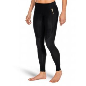 Skins A400 Womens Long Tights - Black