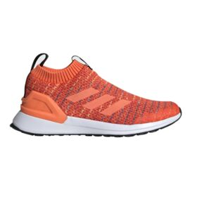 Adidas RapidaRun Knit Laceless - Kids Boys Running Shoes