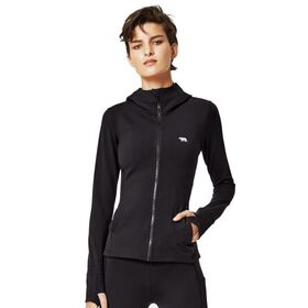 Running Bare Bare The Elements Womens Training Jacket