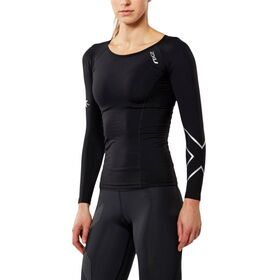 2XU Womens Thermal Compression Long Sleeve Top