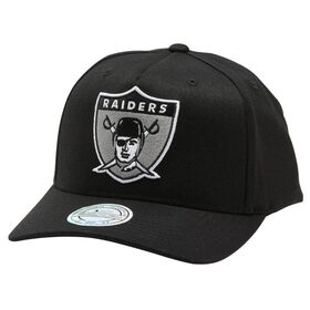 Mitchell & Ness Oakland Raiders Wide Receiver 110 Pinch Panel NFL Cap