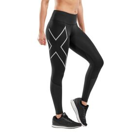 2XU Mid-Rise Dash Womens Compression Tights