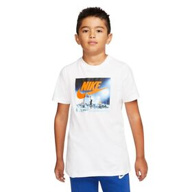 Nike Sportswear Air Hoop Snow Kids Boys T-Shirt