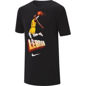 Nike Dri-Fit LeBron Basketball Hero Kids Boys T-Shirt