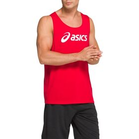 Asics Essential Triblend Mens Training Tank Top