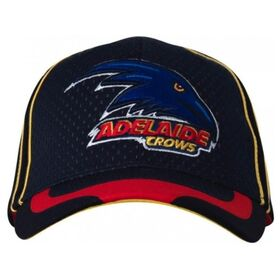Playcorp AFL Adelaide Crows Premium Football Cap