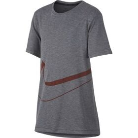 Nike Dri-Fit Breathe Kids Boys Short Sleeve Training Top