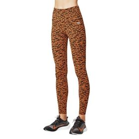 Running Bare Ab Waisted Fight Club Womens Full Length Training Tights