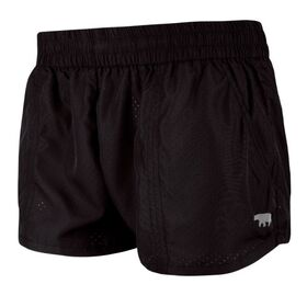 Running Bare Run The World Womens Running Shorts