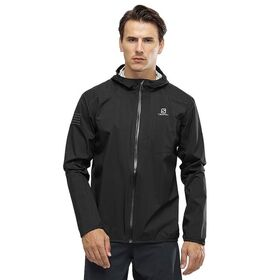 Salomon Bonatti Waterproof Mens Trail Running Jacket