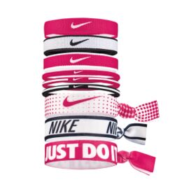 Nike Mixed Ponytail Holder - Assorted 9 Pack
