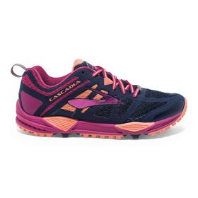 Brooks Cascadia 11 - Womens Trail Running Shoes
