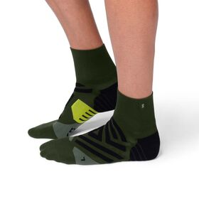 On Mens Running Mid Socks