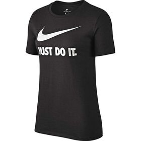 Nike Just Do It Swoosh Womens T-Shirt
