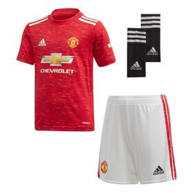 Adidas Manchester United 2020/21 Home Youth Toddler Kit