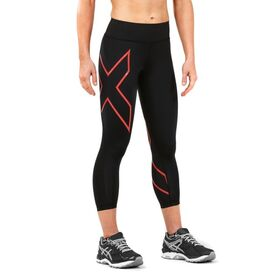 2XU Bonded Mid-Rise Womens 7/8 Compression Tights