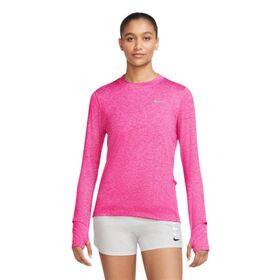 Nike Element Crew Womens Long Sleeve Running Top